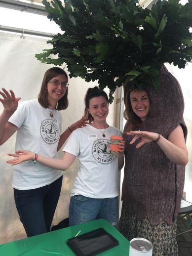 Talking Trees Campaign FON18